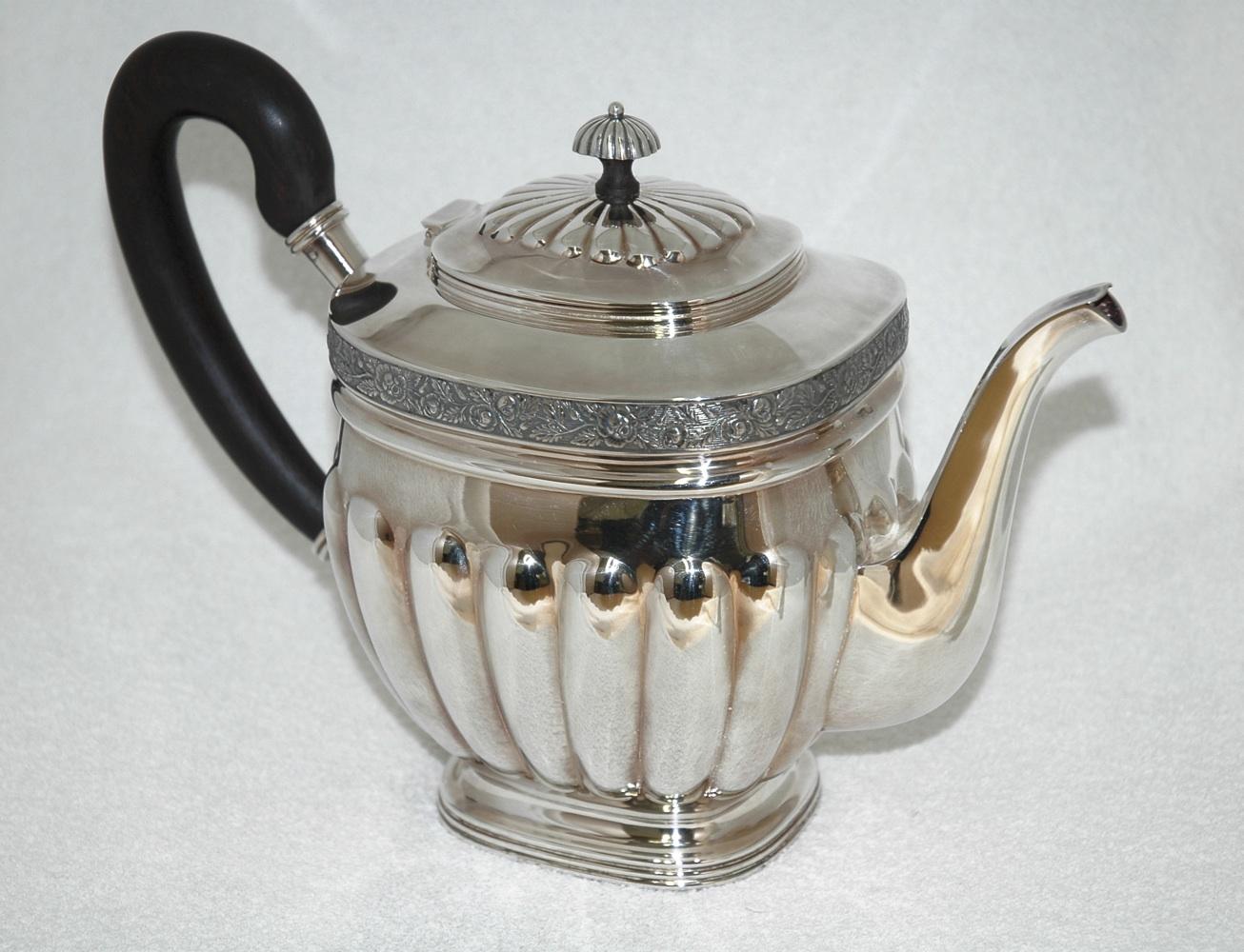 Käsintehty kahvipannu Biedermeier 2 dl (631-047)