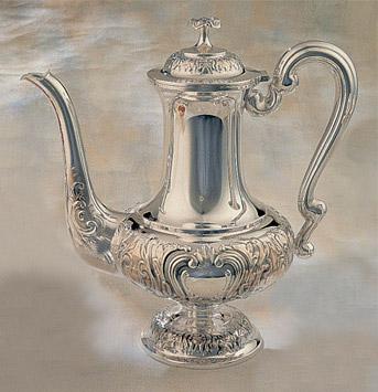 Romantiikka kahvikannu 1 litra (621-053)